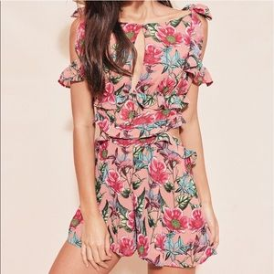 For Love and Lemons💕 Churro Romper